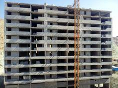 دیوارچینی طبقه سیزدهم زون دو - پروژه کوهستان   http://eskanpaydar.com