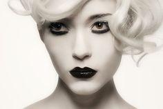 Make up artist: Anthony Gordon