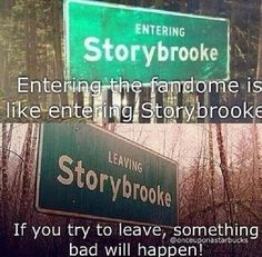 Yes! Any Famdom is like this. And the spell will never break even when characters die or series/books end