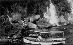 Antalya-Paşakavakları Şelaleleri-1936