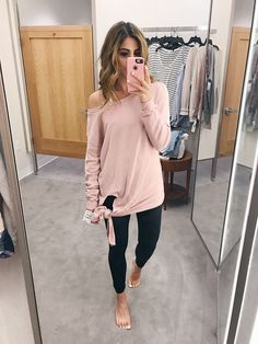 Nordstrom Anniversary Sale Dressing Room Session Source by clothes ideas Casual Outfits, Cute Outfits, Fashion Outfits, Mommy Fashion, Classy Fashion, Pink Outfits, Big Fashion, Casual Pants, Fall Winter Outfits