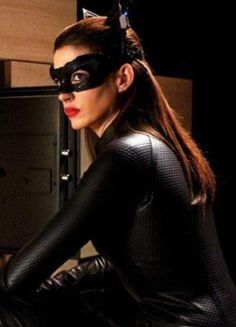 Catwoman sexy hathaway anne