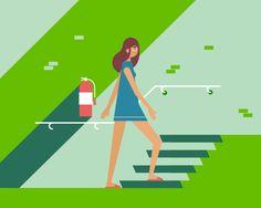 查看此 @Behance 项目: \u201cTotal Jobs Deskercises\u201d https://www.behance.net/gallery/47490845/Total-Jobs-Deskercises