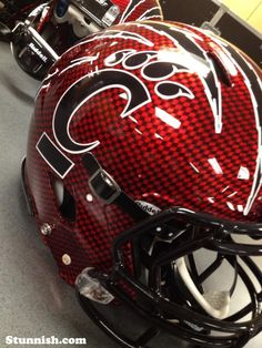 college football 2013 | Best College Football Helmets For 2013 - Stunnish.com