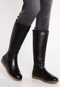 Ten Points - NEW CAROL - Stivali alti - black