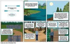 Haida Logging Blockade Haida Gwaii, Storyboard, Desktop Screenshot, Street, Political Freedom, Walkway