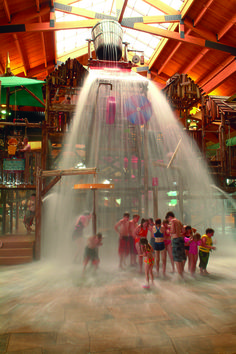 Family vacation in the Poconos at Kalahari Resort! The World's Coolest Indoor Waterpark, Kalahari features African-themed suites, convention center space and more!