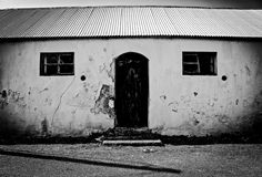 Abandoned House (B&W Experimentation)