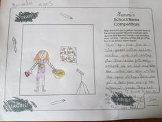 Sammi's School News Competition - Alexandra age from the UK, has created a 'Space' theme for the headline of Sammi's Newspaper. Thanks for sharing! Steam Toys, Space Theme, Toys For Girls, Coloring Pages For Kids, Stargazing, Doll Accessories, Newspaper, Competition, Bullet Journal