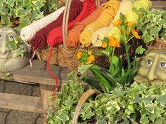 5 m Filzband in allen Regenbogenfarben 5mm breit von Sonja Sonnenschein auf DaWanda.com