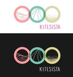 Iconic logo for leading girls online kitesurf and beach lifestyle magazine Logo design #187 by petra_ruzic