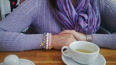 Eve: bracelets SCALLINI Bellucci different colors