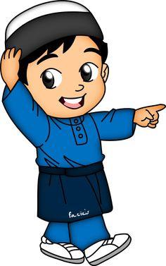 School Cartoon, Cartoon Boy, Cartoon Images, Islamic Cartoon, Cute Couple Wallpaper, Anime Muslim, Cute Love Gif, Islamic Girl, Mascot Design