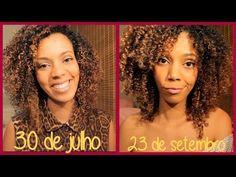 Crescimento rápido dos cabelos! - Inversão Capilar