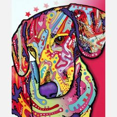 Dachshund II now featured on Fab.