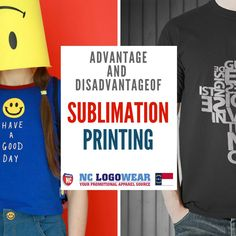 How Does Sublimation Printing Work?  Figure out and learn how does sublimation printing work. Sublimation t shirt printing is also an awesome way to promote and advertise your business.  Source: http://nclogowear.com/