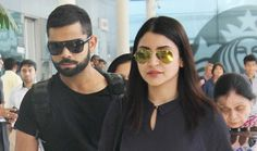 Anushka Sharma, Virat Kohli return from Suresh Raina & Priyanka Chaudhary's wedding! (View pictures) | Latest News & Gossip on Popular Trends at India.com