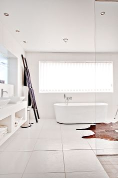 Scandinavian bathroom. Inspirational