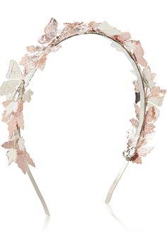 e304c44d80b6 Eugenia Kim - Hazel silver and rose gold-tone headband