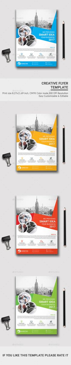 Income Tax Flyer Template | Flyer template, Template and Ai ...