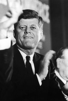 John Kennedy in Forth Worth, Texas, Nov. 22, 1963