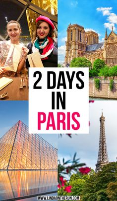 How To Spend 2 Days In Paris | tips for visiting Paris in 2 days | how to spend a weekend in Paris | weekend trip to paris | 2 day Paris itinerary | perfect Paris itinerary | tips for visiting Paris | Paris travel tips | best things to do in Paris #paris