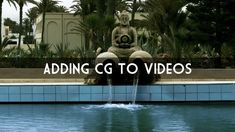 Blender Tutorial: How to Improve your Boring Videos - Appending CG Objects