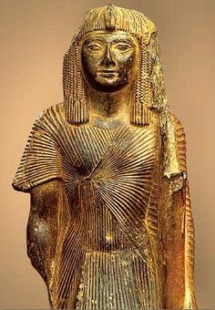 Statue of Seti I.... Menmaatre Seti I, was a pharaoh of the new kingdom's nineteenth dynasty of Egypt. The son of Ramesses I and Queen Sitre, and  father to Ramesses II. His tomb is the largest in the Valley of the Kings. Seti I ruled Egypt from 1313 to 1292 BC, at the height of Egypt's artistic era. His tomb is one of the most decorated  and best preserved tombs in the Valley of the Kings.