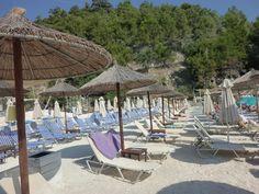 O vacanta in statiunea Chrysi Ammoudia, insula Thassos