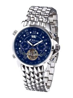 M. Johansson Automatic Diamonds Stainless Steel « Clothing Adds for your desire