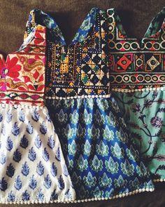Bohemian dresses from LittleMoon Clothing