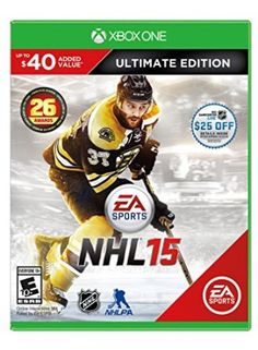 NHL 15 Ultimate Edition - Xbox One