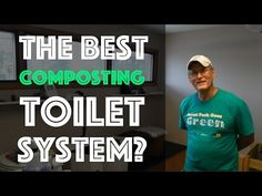 (1324) Best Composting Toilet System I've Seen Yet - YouTube