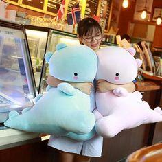 Tatty Teddy, Cute Stuffed Animals, Dinosaur Stuffed Animal, Totoro, Tier Zoo, Häkelanleitung Baby, Pusheen, Cuddling, Hello Kitty