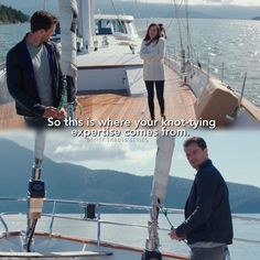 50 Shades Trilogy, Fifty Shades Series, Fifty Shades Movie, Fifty Shades Darker, Fifty Shades Of Grey, Fifty Shades Quotes, Cinema Movies, Romantic Movies, Fifty Shades