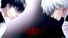 Tokyo Ghoul Black-White Ken Kaneki Wallpaper by Arehina on DeviantArt
