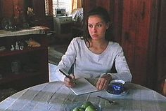 "Ruby Lee Gissing (Ashley Judd): ""I've done retail before, and I work real cheap."" -- from Ruby in Paradise (1993) directed by Victor Nunez"
