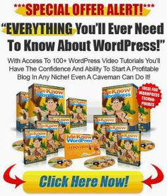 Meknowwordpress. Master wordpress and make big profits.: MeKnowWordpress. The Way To Make Your Blog Famous