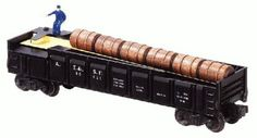 Manufacturer of model trains and accessories in O and standard gauges.