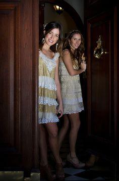Paula y Agustina Ricci