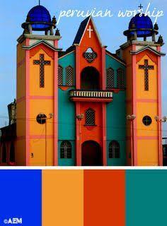 Resultado de imagem para color palettes peruvian