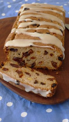Gluten-Free Easter Tea Loaf Recipe; Nut-free, Sugar-free, Soya-free - The Free From Fairy