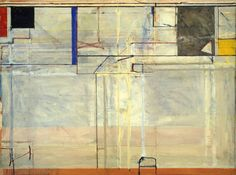 Richard Diebenkorn: Ocean Park No. 131 (1985)