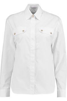 J.W.ANDERSON Cotton Shirt. #j.w.anderson #cloth #shirt
