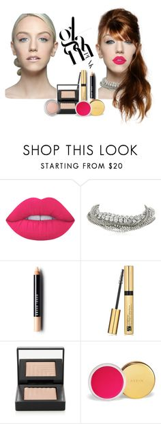 """Before And After"" by sjlew ❤ liked on Polyvore featuring beauty, Lime Crime, ABS by Allen Schwartz, Garcia, Bobbi Brown Cosmetics, Estée Lauder, NARS Cosmetics, AERIN and Christian Dior"