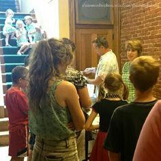 Grove City Ice Cream Festival, July 18, 2015 #SweetJeanies #BeansonBroad