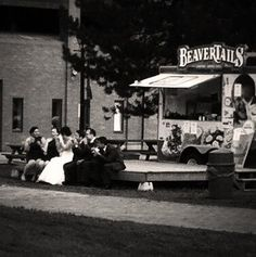 Who needs a wedding cake when you've got BeaverTails pastries ;)?