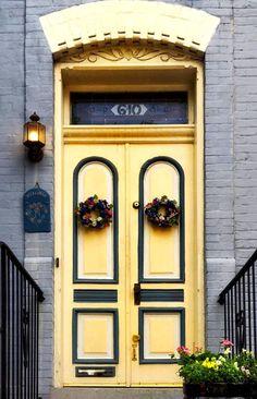 Door in Washington, D.C.