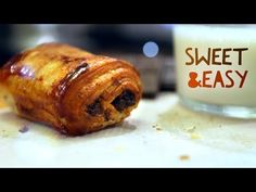 Pain au Chocolat, Chocolate Croissant #mothersday - YouTube