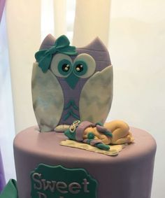 Owl Baby Shower Party Ideas | Photo 1 of 20 | Catch My Party